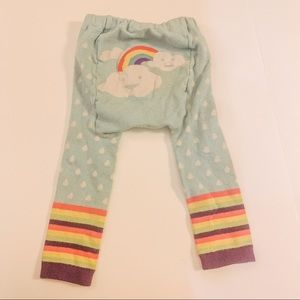 ✨3 for $25✨Doodle Pants Rainbow Leggings -SZ 12-18